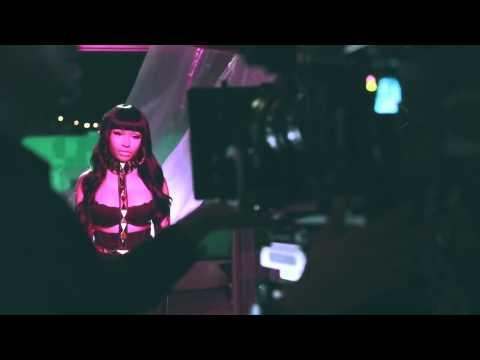 Somebody Else - Mario feat. Nicki Minaj (Behind  The Scene)