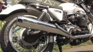 3. Quick Rides: 2009 Moto Guzzi V7 Classic