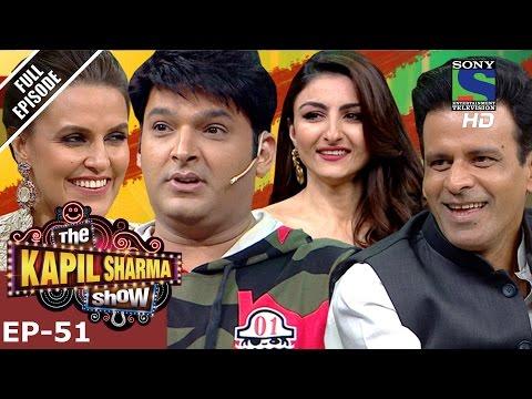 The Kapil Sharma Show -दी कपिल शर्मा शो- Ep-51-Team Saat Uchakkey In Kapil's Show–15th Oct 2016