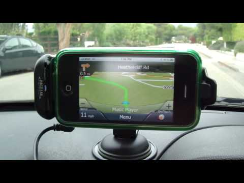 GPS - Check out this pre-release in-car / on-road review of the Magellan Premium Car Kit for iPhone 3G/3GS or iPod Touch 2G's. This kit is scheduled to be released...