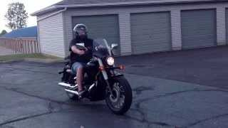 9. My 2011 Honda Shadow Phantom