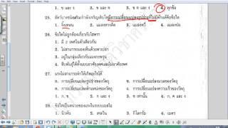 ครูโอติวเข้ม SP.09 ป.6 ติวเข้า ม.1 วิทยาศาสตร์ สอบเข้าห้อง Gifted SC ชุดที่ 1