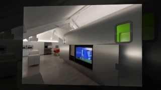 Дизайн интерьера лофта Kempart от студии Dethier