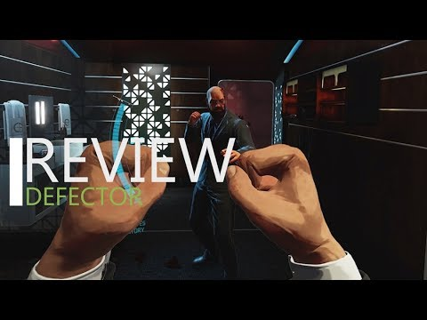Defector Review (Twisted Pixel Games) - Rift