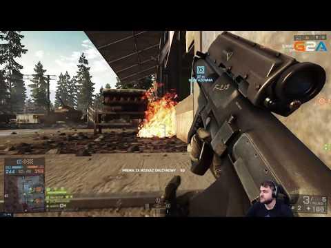 Postawiliśmy serwer JaRock do grania z widzami - Battlefield 4 / 22.01.2020 (#3)