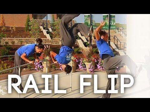 Tutorial – Rail Flip