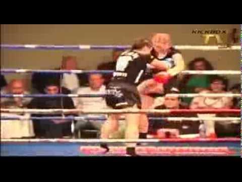 Madelein Klein Horsman vs Maartje Versteege (видео)