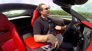 2014 Chevrolet Corvette C7 - Quick Test Drive