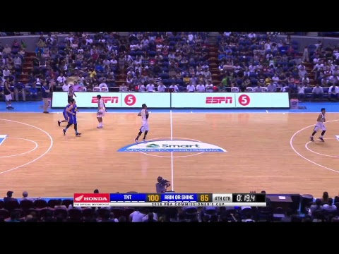 TnT KaTropa Vs Rain Or Shine Elasto Painters | PBA Commissioner's Cup 2018 Eliminations