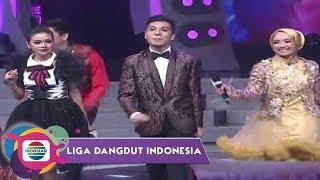 Highlight Liga Dangdut Indonesia - Konser Final Top 6 Group 1 Show