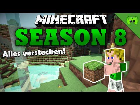 ALLES VERSTECKEN! «» Minecraft Season 8 # 254 | HD