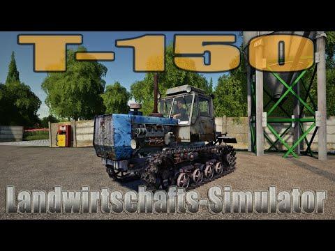 T-150 tracked v2.0