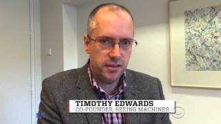 Seeing Machines Covered CBS Henry Ford's Innovation Nation