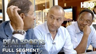 Derek Jeter: From Shortstop To The Front Office (Full Segment) | Real Sports w/ Bryant Gumbel | HBO