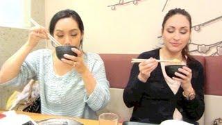 EAT AT YOUR OWN RISK! - April 01, 2013 - itsJudysLife Vlog