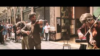 TRILOGY - Mission Impossible Flash Mob [OFFICIAL VIDEO]
