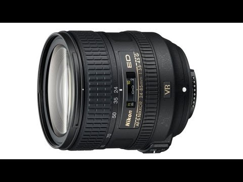 Nikon 24-85mm f3.5-4.5G ED VR - Preview