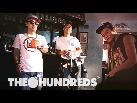 The Hundreds x CLOT   Collaboration Collection Lookbook