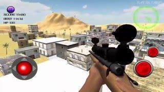 SWAT Sniper Anti-terrorist videosu