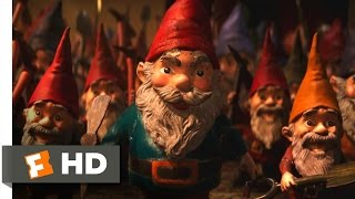 Goosebumps  4 10  Movie Clip   Indestructible Gnomes  2015  Hd