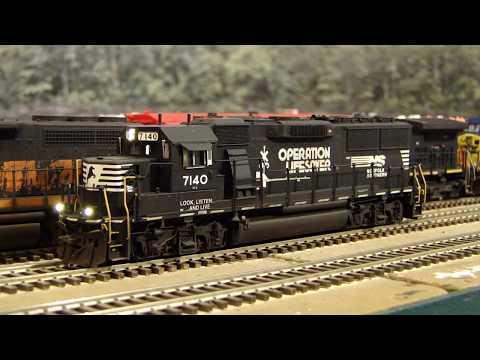 Custom Overland Models NS GP60 Operation Life Saver #7140