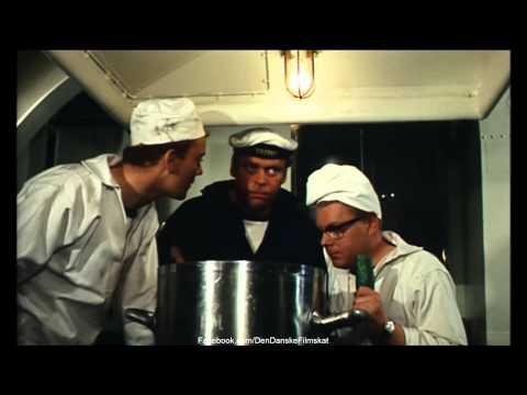 Flådens friske fyre (1965) - Madlavning