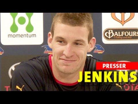 Josh Jenkins Press Conference