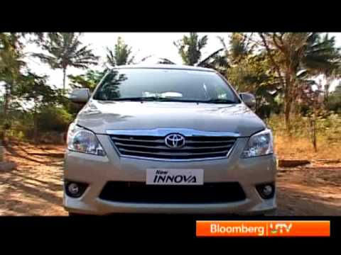 2012 Toyota Innova & Toyota Fortuner | Comprehensive Review | Autocar India