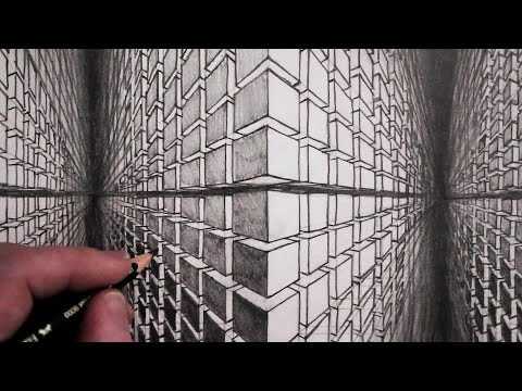 How to Draw an Optical Illusion