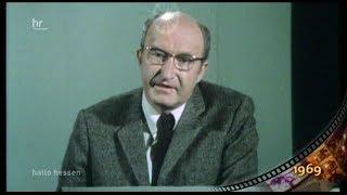 Fernsehkurs für Kosmetik aus dem Jahre 1969