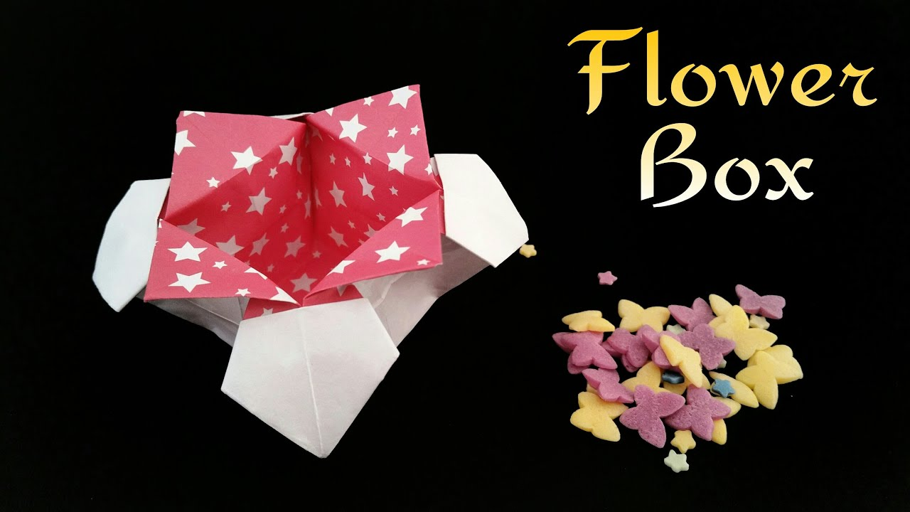 Boxes Paperfolds Origami Arts And Crafts