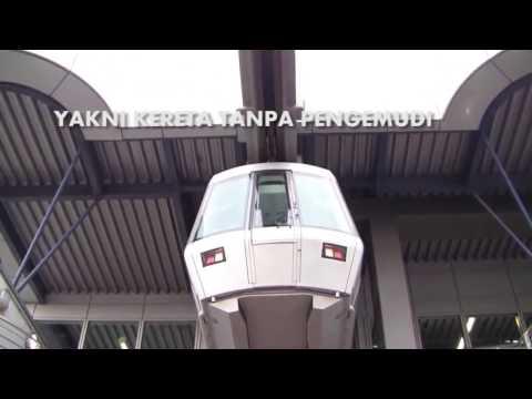 Menanti Skytrain Di Bandara Soekarno Hatta
