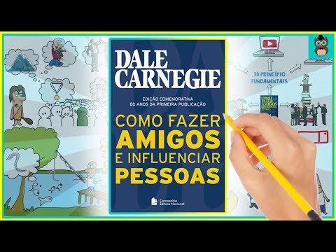 COMO FAZER AMIGOS E INFLUENCIAR PESSOAS | DALE CARNEGIE | RESUMO ANIMADO | COMO LIDAR COM AS PESSOAS