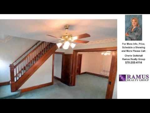 232 W MAIN ST, RINGTOWN, PA Presented by Cherie Gottshall.
