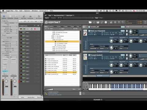 comment ouvrir omnisphere