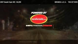 7. 2007 Suzuki Eiger 400  - for sale in Palos Hills, IL 60465