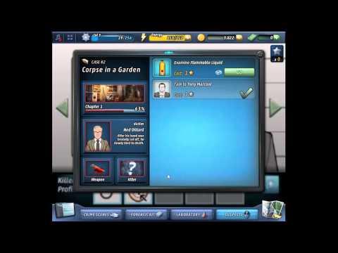 Criminal Case - gameplay