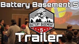 Battery Basement 5 Trailer