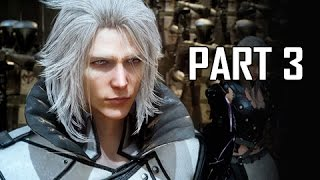 Final Fantasy XV Gameplay Walkthrough Part 1 - First 1.5 Hours! (FFXV PS4 Pro Let's Play Commentary) Final Fantasy 15 Walkthrough! Walkthrough and Let's Play...