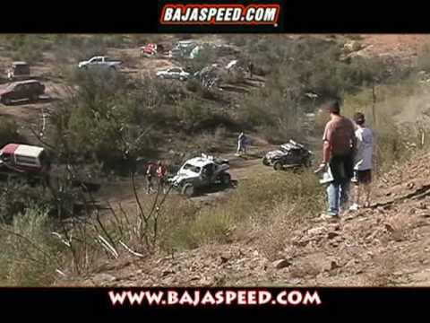 BAJA 1000 - 2007 :: PARTE III :: bajaspeed.com TV