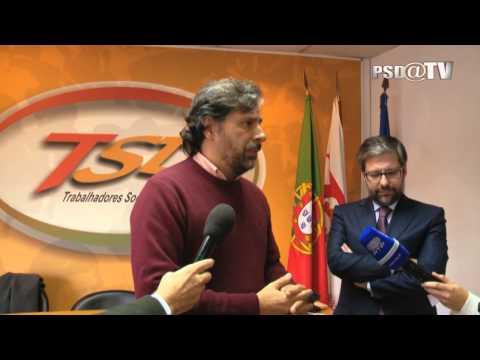 Declarações de Pedro Roque sobre a criação de emprego