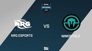 Immortals vs NRG, game 1
