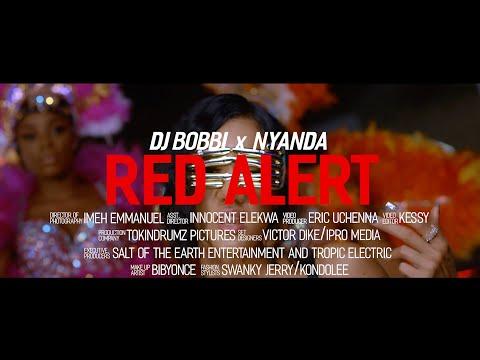 DJ BOBBI x NYANDA Brick & lace - RED ALERT ( Official Music Video) #miami #djbobbi #nyanda