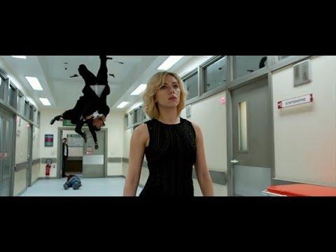 Lucy 2014- Brain usage 60% movie clip in hindi