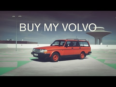buy - SOLD. You'll be able to see the Volvo's road trip to he's new owner soon, with your eyes. This is a personal ad for my Volvo 245GL 93'. #BUYMYVOLVO INFO. Red...