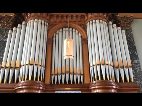 The Organ Terminator, United Reform Church, Saltaire, Bradford, West Yorkshire - 22nd February, 2017