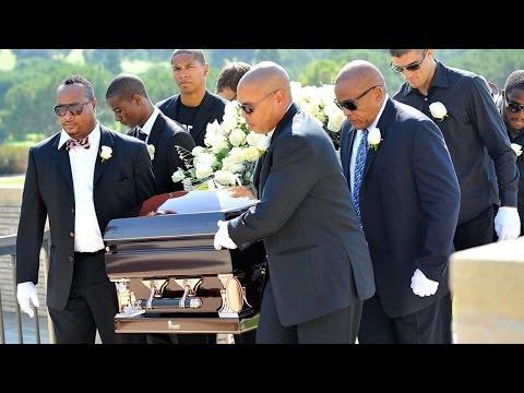 Funeral Paul Walker 14. December 2013 (Memorial/Tribute from Heart for