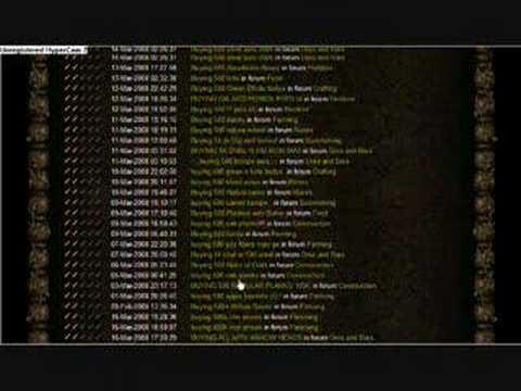 Runescape Forums Commercial