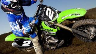 5. 2009 Kawasaki KX250F - Motocross Dirt Bike Comparison