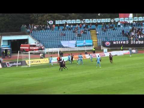 ŠK Slovan Bratislava vs. Podbrezová